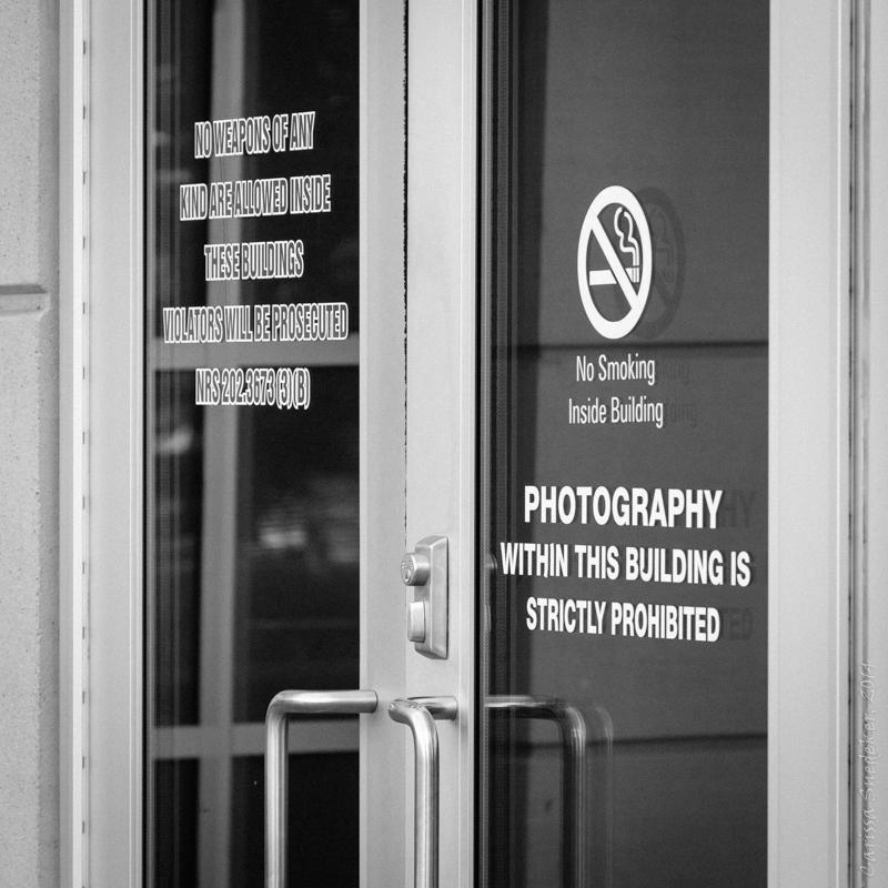 No-Photography